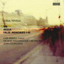 ODE1166-2. TIENSUU Vie. Missa. False Memories Nos 1-3