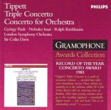 TIPPETT Concertos