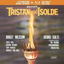483 2513DH04. WAGNER Tristan und Isolde (Solti)
