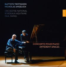 V5382. TROTIGNON Piano Concerto 'Different Spaces'