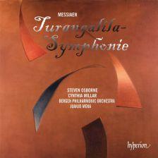 MESSIAEN Turangalîla Symphony
