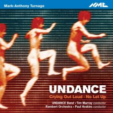 NMCD194. TURNAGE Undance. Crying Out Loud. No Let Up