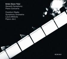 481 0675. TÜÜR Symphony No 7. Piano Concerto