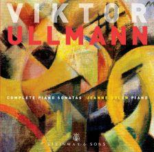 ULLMANN Complete Piano Sonatas. Jeanne Golan