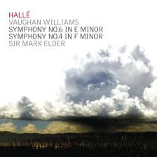 CDHLL7547. VAUGHAN WILLIAMS Symphonies Nos 4 & 6