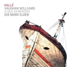 CDHLL7542. VAUGHAN WILLIAMS A Sea Symphony