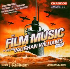 Vaughan Williams Film Music, Volume 2