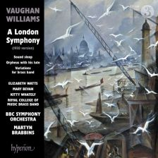 CDA68190. VAUGHAN WILLIAMS Symphony No 2, 'A London Symphony'