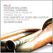 CDHLL7540. VAUGHAN WILLIAMS Pastoral Symphony. Fantasia on a Theme by Tallis