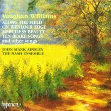 Vaughan Williams Songs nash