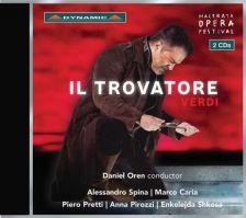 CDS7769.02. VERDI Il Trovatore (Daniel Oren)