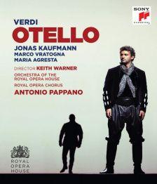 88985 49195-9. VERDI Otello (Pappano)