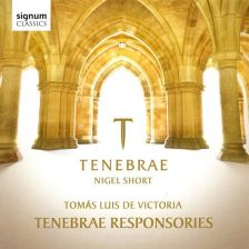 SIGCD344. VICTORIA Tenebrae Responsories
