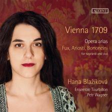 ACC24284. Hana Blažíková: Vienna 1709