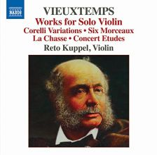 8 573339. VIEUXTEMPS Works for Solo Violin
