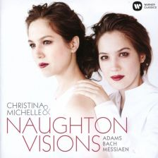 2564601136. Christina & Michelle Naughton: Visions
