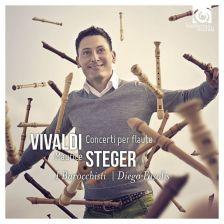 HMC90 2190. VIVALDI Flute Concertos