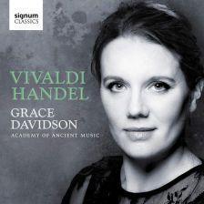 SIGCD537. VIVALDI Nulla in mundo pax sincera HANDEL Gloria (Grace Davidson)