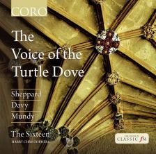 COR16119. The Voice of the Turtle Dove