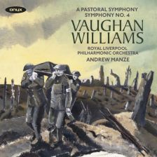 ONYX4161. VAUGHAN WILLIAMS Symphonies Nos 3 & 4