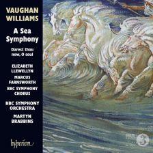 CDA68245. VAUGHAN WILLIAMS A Sea Symphony (Brabbins)