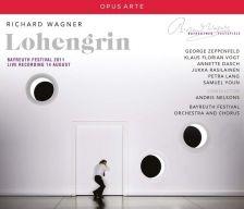 OACD9034D. WAGNER Lohengrin (Nelsons)