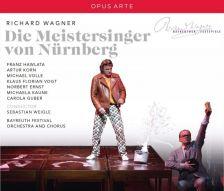 OACD9031D. WAGNER Die Meistersinger von Nürnberg (Weigle)