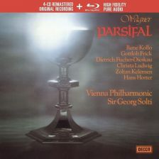 483 2510DH05. WAGNER Parsifal (Solti)