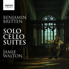 SIGCD336 BRITTEN Solo Cello Suites Jamie Walton