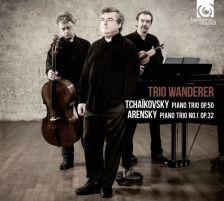HMC90 2161. TCHIAKOVSKY; ARENSKY Piano Trios. Wanderer Trio