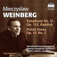 TOCC0193. WEINBERG Symphony No 21