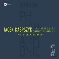 462 2483. WEINBERG Violin Concerto. Symphony No 4