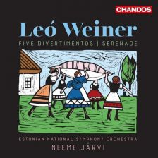 CHAN10959. WEINER Serenade. Five Divertimentos
