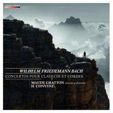 MIR162. WF BACH Harpsichord Concertos