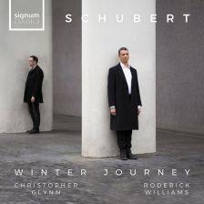 SIGCD531. SCHUBERT Winterreise (in English)