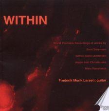 DACOCD711 Within. Frederik Munk Larsen