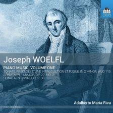 TOCC0383. WOELFL Piano Sonatas