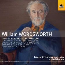 TOCC0480. WORDSWORTH Orchestral Music No 1