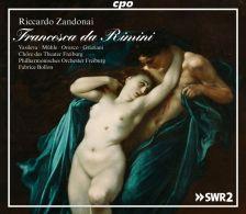 CPO777 960-2. ZANDONAI Francesca da Rimini