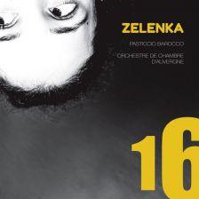 LH16. ZELENKA Trio Sonatas. Simphonie a 8 concertanti. Hipocondrie a 7 concertanti