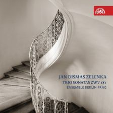 SU4239-2. ZELENKA Trio Sonatas ZWV181