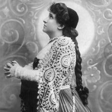 Dame Nelly Melba, as Marguerite in Faust (photo: Hulton Archive / Getty Images)