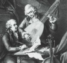 Haydn and Mozart