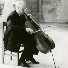 Rostropovich (photo: Philippe Maupetit)