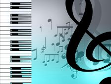 Music from the web