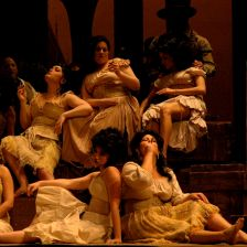 New Orleans Opera's return with Carmen (photo: Janet Wilson)