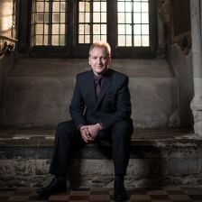 Nigel Short discusses music for Holy Week (photo: Chris O'Donovan)