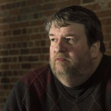 The composer and conductor Oliver Knussen has died (photo: Maurice Foxall)