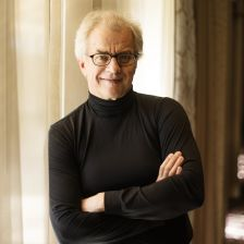 Osmo Vänskä, back as music director of the Minnesota Orchestra (photo: Kaapo Kamu)