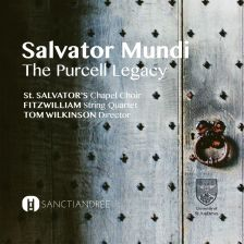 'Salvator Mundi: The Purcell Legacy' on Sanctiandree